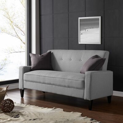 Petterson Sofa Upholstery: Dove Gray
