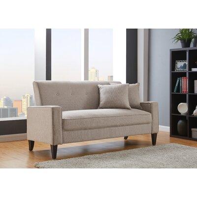 Petterson Sofa Upholstery: Oatmeal