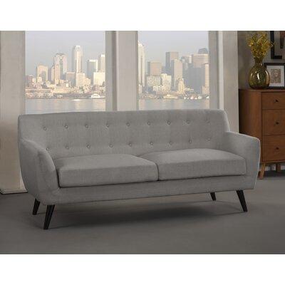 Paschal Sofa Upholstery: Gray
