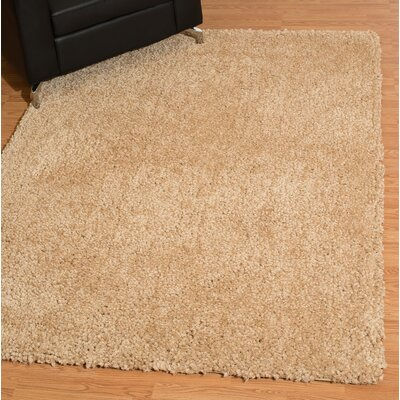 Mullenix Light Beige Area Rug Rug Size: Rectangle 710 x 106