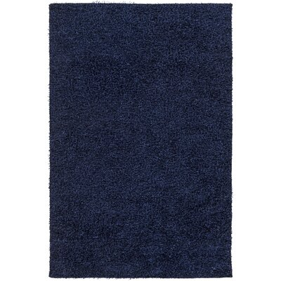 Reina Slate Area Rug Rug Size: Rectangle 2' x 3'