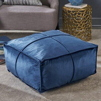 Florman Pouf Upholstery: Cobalt