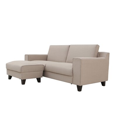 Nordstrom Fashion Sleeper Sofa Upholstery: Beige