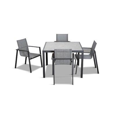 Image of Gilda 5 Piece Dining Set