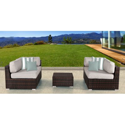Archie 5 Piece Lounge Set