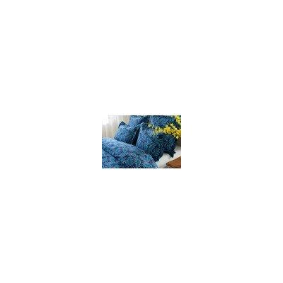 Armada Palm Leaf Reversible Duvet Cover Set Size: King/California King