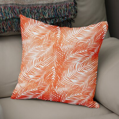 Haylee Throw Pillow Size: 24 H x 24 W x 6 D
