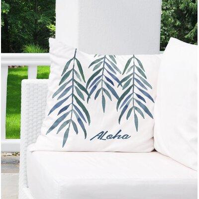 Emille Indoor/Outdoor Throw Pillow Size: 18 x 18