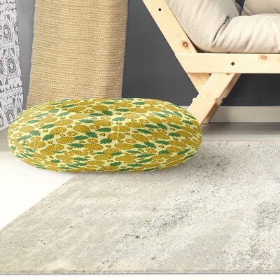 Brielle Indoor/Outdoor Floor Pillow Size: 26 H x 26 W x 8 D