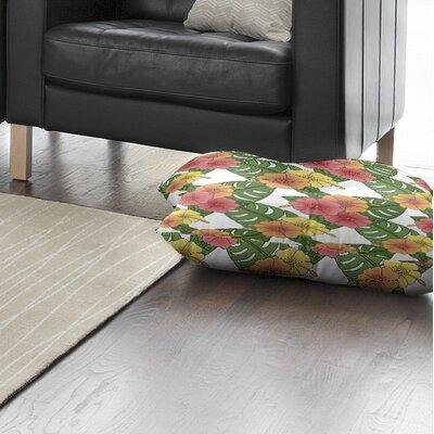 Omie Indoor/Outdoor Floor Pillow Size: 26 H x 26 W x 8 D