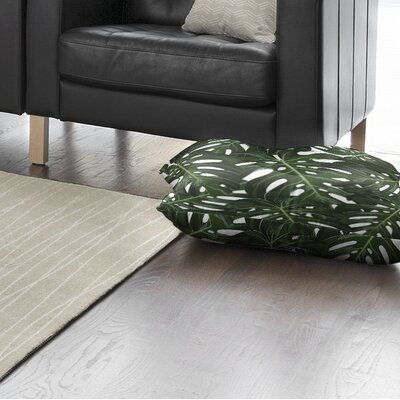 Zhenyu Outdoor Floor Pillow Size: 26 x 26