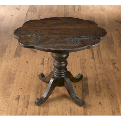 Gideoon End Table Color: Pecan