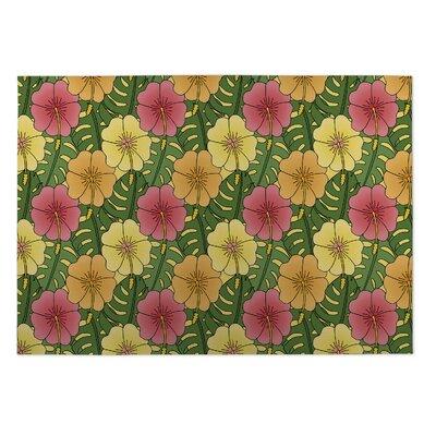 Annadale Hibiscus Doormat