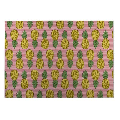 Aneira Pineapple Doormat