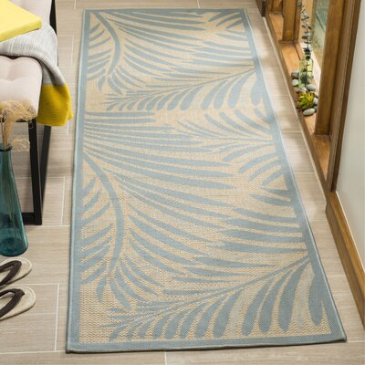 Tropic Palm Hand Tufted Yucca Plant Area Rug