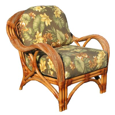 Abha Barrel Chair Body Fabric: Callie Coffee