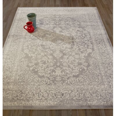 Leishman Gray Area Rug