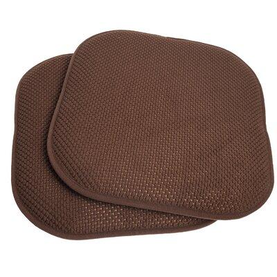 Chair Cushion Fabric: Brown