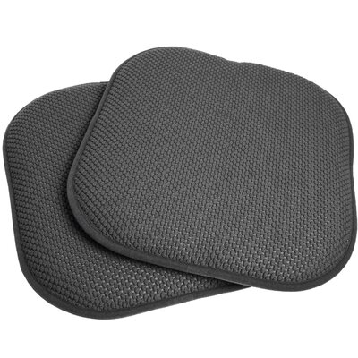 Chair Cushion Fabric: Gray
