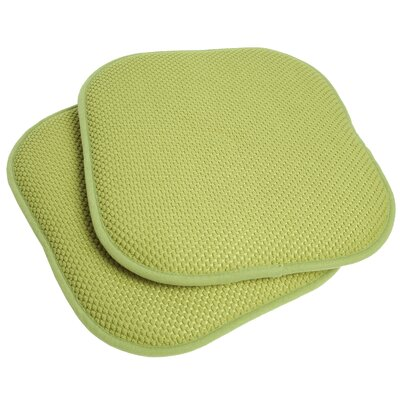 Chair Cushion Fabric: Green