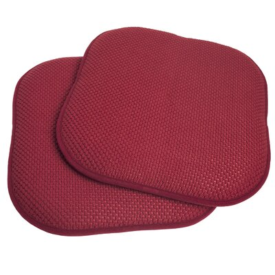 Chair Cushion Fabric: Wine