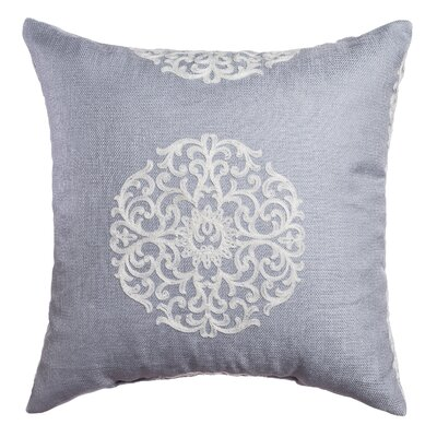 Bellevue Decorative Throw Pillow Color: Sky
