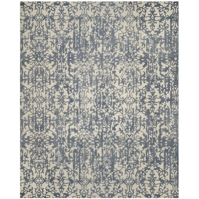 Ellicottville Oriental Hand-Tufted Area Rug Rug Size: Rectangle 8 x 10