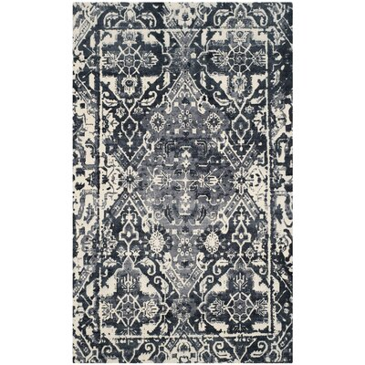 Ellicottville Hand-Tufted Area Rug Rug Size: Rectangle 5 x 8