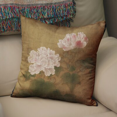 Chereen Throw Pillow Size: 18 H x 18 W x 6 D