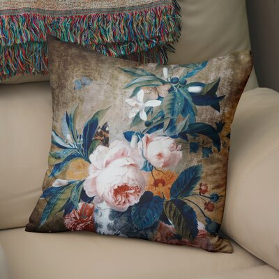 Chereen Throw Pillow Size: 24 H x 24 W x 6 D