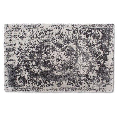 Hwan Artifaq Balad Gray Area Rug Rug Size: 284 x 175