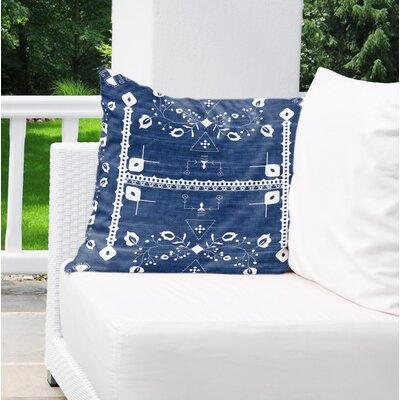 Aliyah Throw Pillow Size: 26 H x 26 W x 6 D