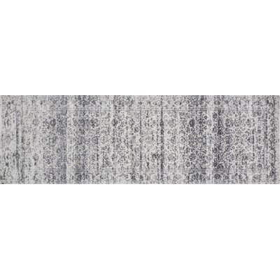 Jeon Pebble/Stone Area Rug Rug Size: Runner 27 x 8