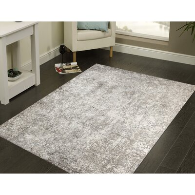 Cadence Transitional Beige Area Rug Rug Size: Rectangle 5 3 x 7 7