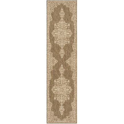Tomohon Cream/Beige Area Rug Rug Size: Runner 2 x 8
