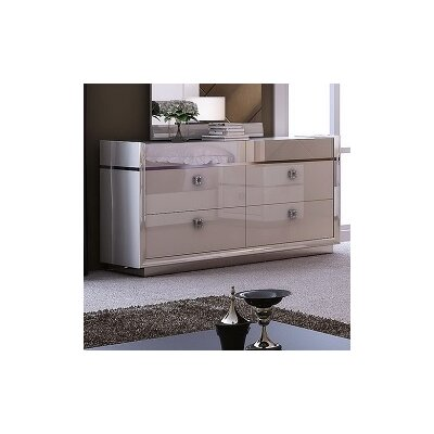 Brookside 4 Drawer Dresser