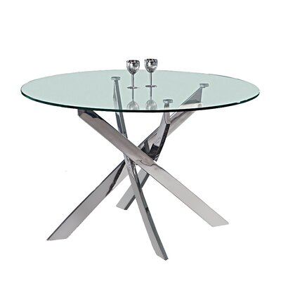 Shirlene Round Dining Table