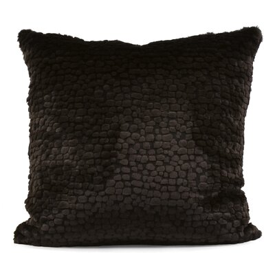 Jameson 20 Decorative Pillow in Sable Ebony