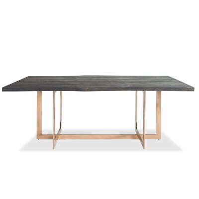 Kendra Dining Table Size: 30 H x 42 W x 84 L