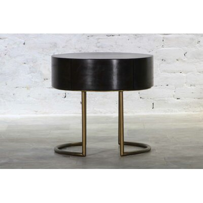 Raylene Wooden End Table