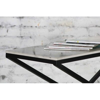 Raymond Marble Top Console Table