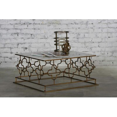 Reatha Marble Top Coffee Table