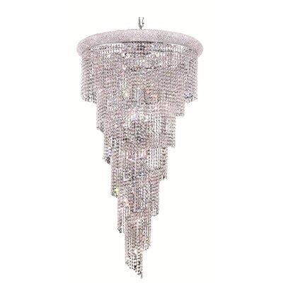 Mathilde 22-Light Crystal Pendant EYQN4036 41223110