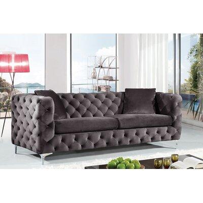 Maubray Sofa Upholstery: Gray