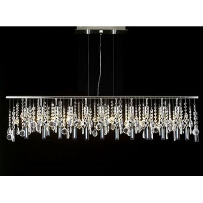 Trung 11-Light Kitchen Island Pendant