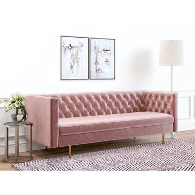 Whitehurst Sofa Upholstery: Blush Pink