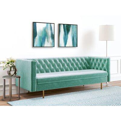 Whitehurst Sofa Upholstery: Seafoam