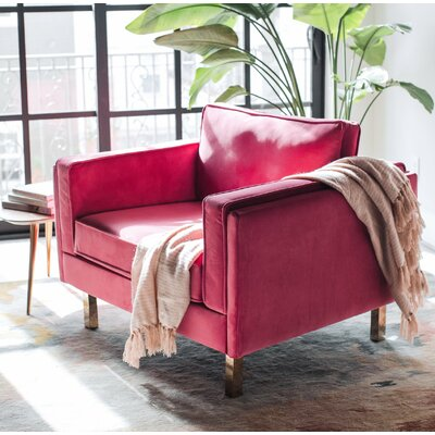 Claybrooks Mid-Century Modern Armchair
