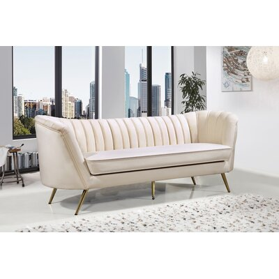 Canh Sofa Upholstery: Cream