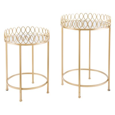 Genna 2 Piece Nesting Tables